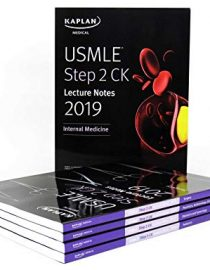 Kaplan USMLE Step 2 CK Lecture Notes 2019: 5-book set (Original Publisher PDF)