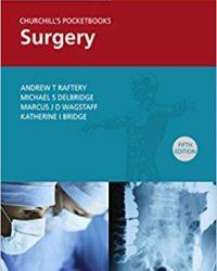 Churchill's Pocketbook of Surgery, 5e (Original Publisher PDF)