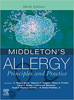 Middleton's Allergy E-Book: Principles and Practice, 9e (EPUB)