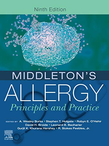 Middleton's Allergy E-Book: Principles and Practice, 9e (True PDF)