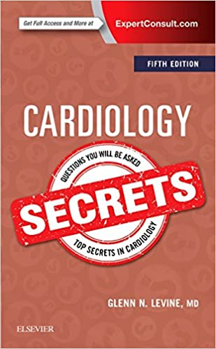 Cardiology Secrets, 5e (True PDF)