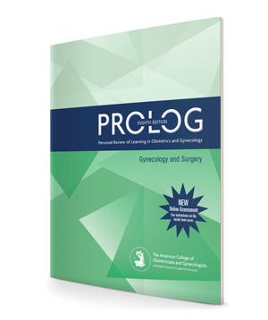 PROLOG: Gynecology and Surgery, 8e (EPUB)